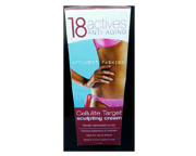 18 ACTIVES CELLULITE TARGET SCULPTING CREMA ANTI CELULITIS 240ML